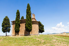 Tuscan country Royalty Free Stock Photo