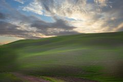 Tuscan country Stock Images