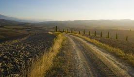 Tuscan countryside Stock Image