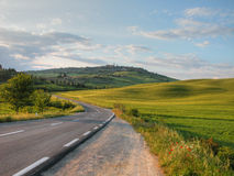 Tuscan Countryside, Italy Stock Photography