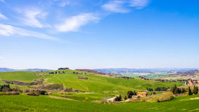 Tuscan coutryside, Italy Stock Photo