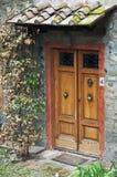 Tuscan door Royalty Free Stock Image