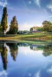 Tuscan farmhouse Stock Images