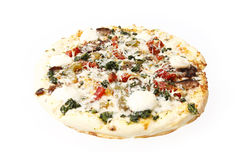 Free Tuscan Garden Pizza. Royalty Free Stock Photo - 12344455