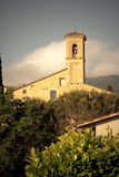 Tuscan historic architecture Stock Photos