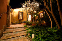 Tuscan, Italian, home. Stock Photos