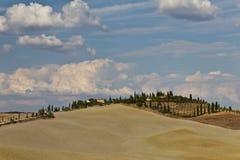 Tuscan Landscape Stock Image