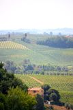 Tuscan landscape, Italy Stock Photo