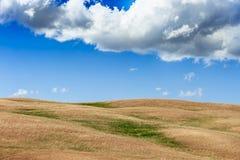 Tuscan landscape, Italy. Stock Image