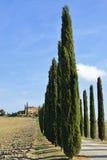 Tuscan liggande Royaltyfria Foton