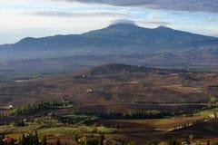 Tuscan liggande Arkivbilder