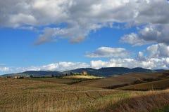 Tuscan rural landscape Royalty Free Stock Image