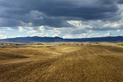 Tuscan rural landscape Stock Photography