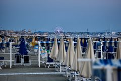 Tuscan Seascapes, paradis är nästa LXX arkivfoto