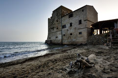 Tuscan Seascapes, paradise is next CVIII Royalty Free Stock Photos