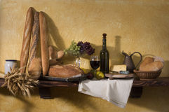 Free Tuscan Still Life Stock Images - 7590034