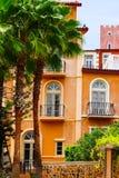 Tuscan-style building in Khaoyai Stock Photos