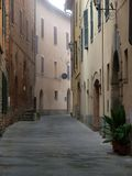 The Tuscan town Stock Photos