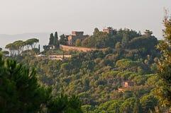 Tuscan uppehåll sarah ferguson Fotografering för Bildbyråer