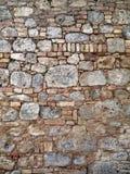 Tuscan vägg 031 Arkivbilder