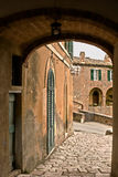 Tuscan village Royalty Free Stock Photography