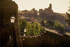 Tuscania, province of Viterbo, Latium, Italy, Europe royalty free stock photo