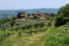 tuscany fotografering för bildbyråer