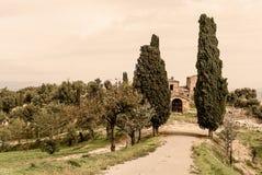 tuscany Fotografie Stock Libere da Diritti