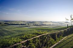 Tuscany. A nice view of italian landscape Royalty Free Stock Images
