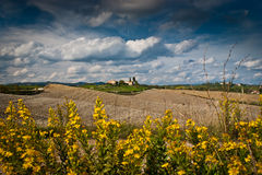 Tuscany. Scenic view of typical Tuscany landscape Royalty Free Stock Photography