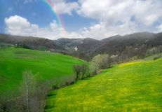 Tuscany #3. Picture taken in Tuscany, Italy Stock Photography