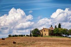 tuscany Royaltyfria Bilder