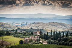 tuscany Photos stock