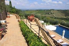 Tuscany 21 Obraz Royalty Free