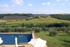 Tuscany 15 Obrazy Stock