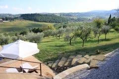 Tuscany 10 Fotografia Stock