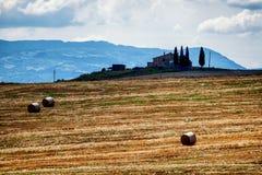 tuscany Royaltyfri Foto