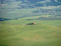 tuscany Royaltyfri Fotografi