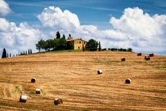 tuscany Arkivfoton