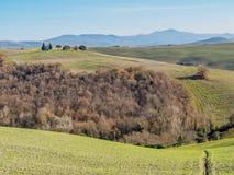 tuscany Fotografia Stock Libera da Diritti