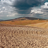 Tuscany in the Autumn Royalty Free Stock Photography