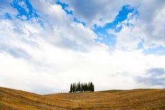 Free Tuscany Before The Storm Royalty Free Stock Photos - 32838738