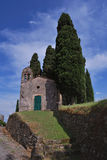 Tuscany church Stock Images