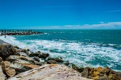 Tuscany coast stock photo