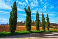 Tuscany country Royalty Free Stock Photography