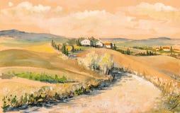 Tuscany Royalty Free Stock Image