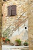 tuscany domowa wioska Obraz Royalty Free