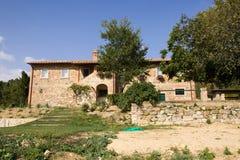 Tuscany estates Royalty Free Stock Images