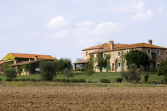 Tuscany estates Stock Photo