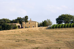 Tuscany estates Stock Photos
